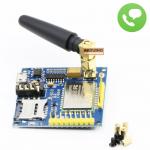 การใช้งาน GPRS/GSM A6 module ในโหมด Calling และ Messaging