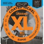 D'Addario EXP110 Coated