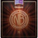 Daddario Nickel Bronze NB1152 Extra Light Gauge .011-.052