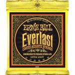 ERNIE BALL 2560 EVERLAST COATED BRONZE 10-50