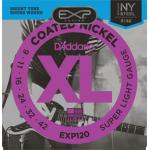 D'Addario EXP120 Coated