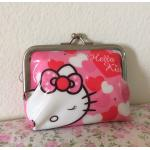 <พร้อมส่ง> กระเป๋าใส่เหรียญเฮลโลคิตตี Hello Kitty แบบ1