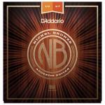 Daddario Nickel Bronze NB1047 .010-.047