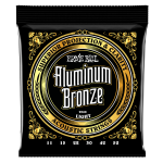 Ernie Ball PO2568 11-52 Aluminium Bronze Acoustic Strings