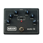 Jim Dunlop MXR Auto Q Envelope Filter M120
