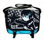<สอบถามราคา> กระเป๋าสะพายข้าง Black☆Rock Shooter แบบ5