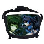 <สอบถามราคา> กระเป๋าสะพายข้าง Black☆Rock Shooter แบบ2