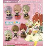 <สอบถามราคา> ชุดโมเดลฟิกเกอร์แท้ Starry☆Sky in sweets Winter & Spring