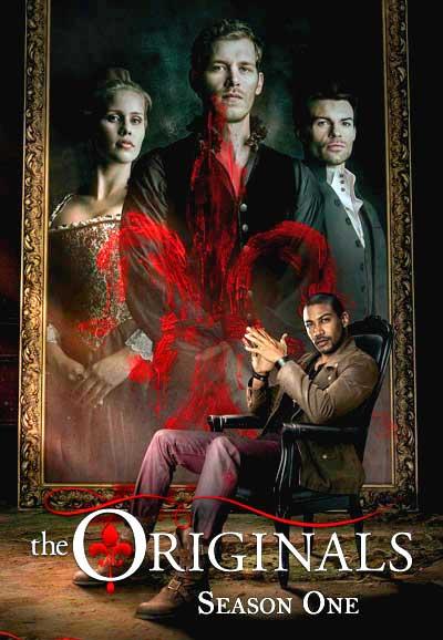 DVD The Originals Season 1 (ดิ ออริจินัล ต้นกำเนิดสายพันธุ์แวมไพร์ ปี 1) 5 แผ่น ซับไทย