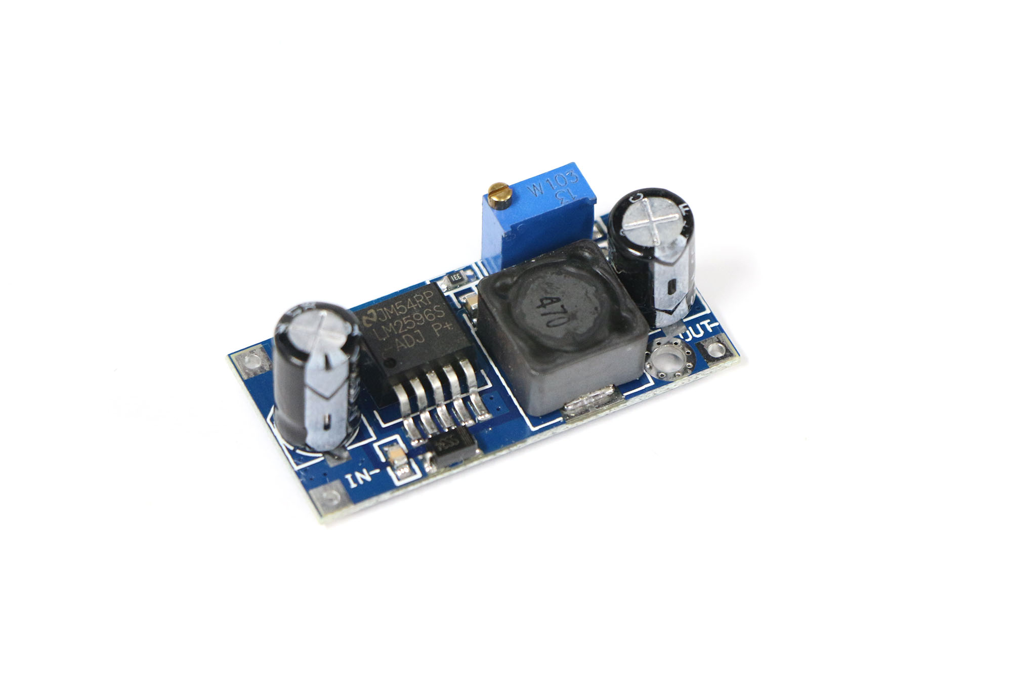 LM2596 Step Down Module DC-To-DC Buck Converter