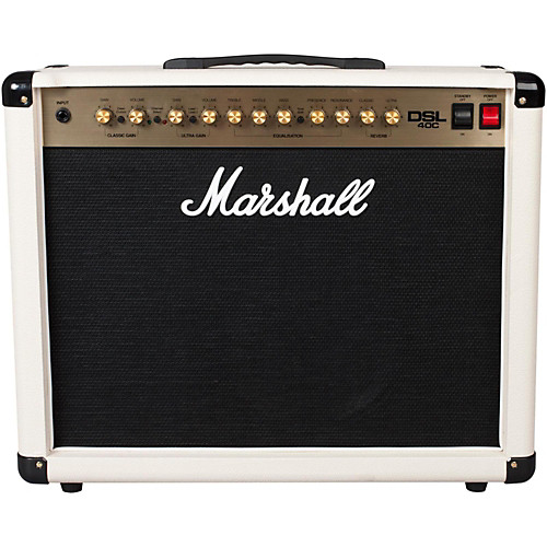 Marshall DSL40C Limited Cream