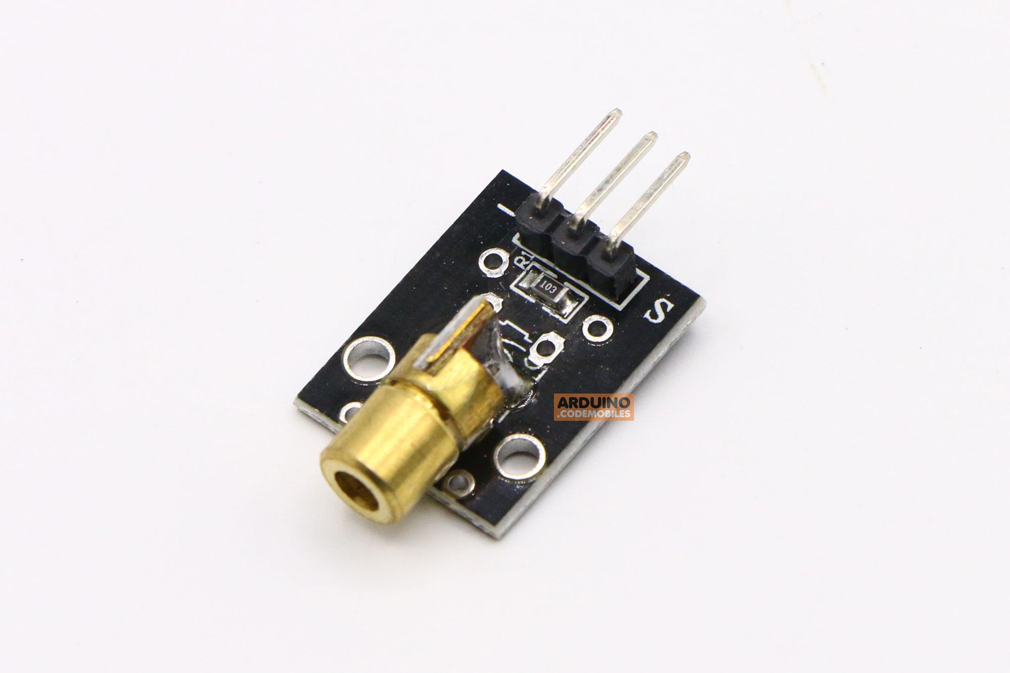 Laser Head Sensor Module (KY-008)