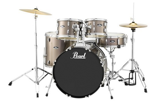 Pearl Roadshow ( with Hardware and Cymbal )