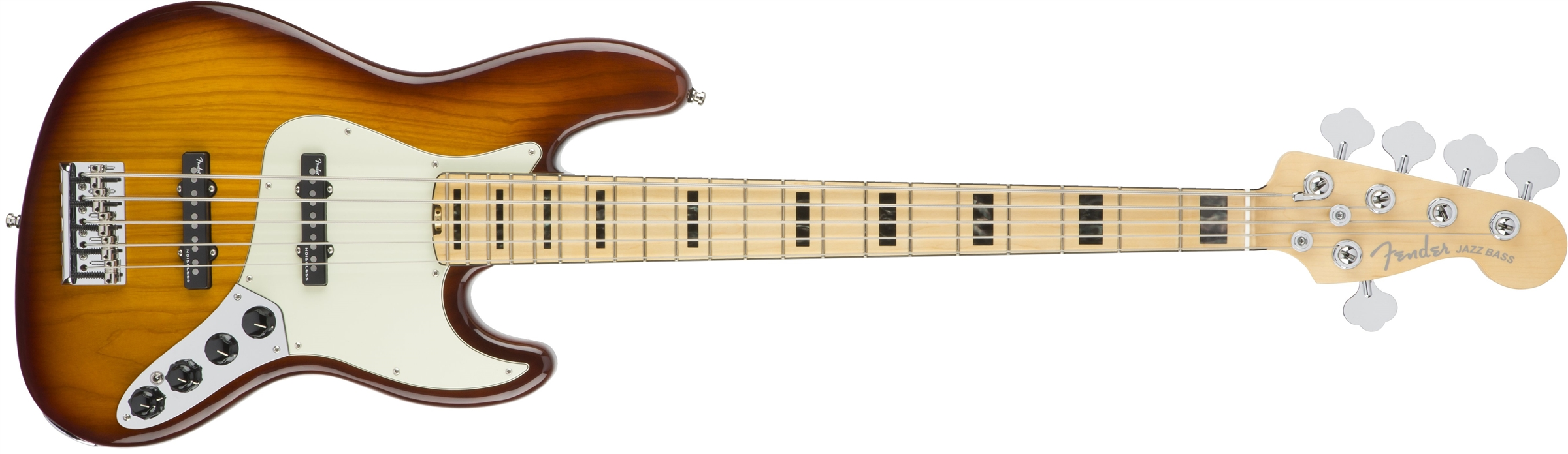 Fender American Elite Jazz Bass V