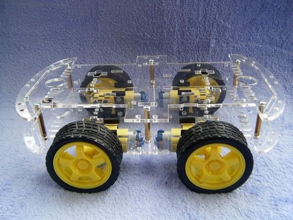 Smart Car 4WD รถ Smart Car 4 ล้อ แบบ 2 ชั้น