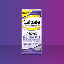 Caltrate ® 600 + D 3พลัสแร่ Minis