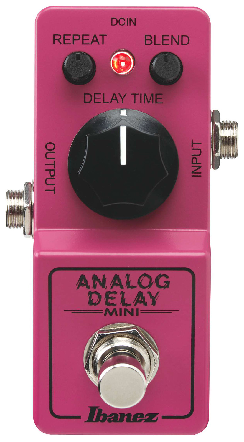 Ibanez ADMINI Analog Delay