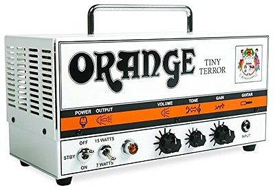 Orange Tiny Terror TT-15H Tube Head Amp