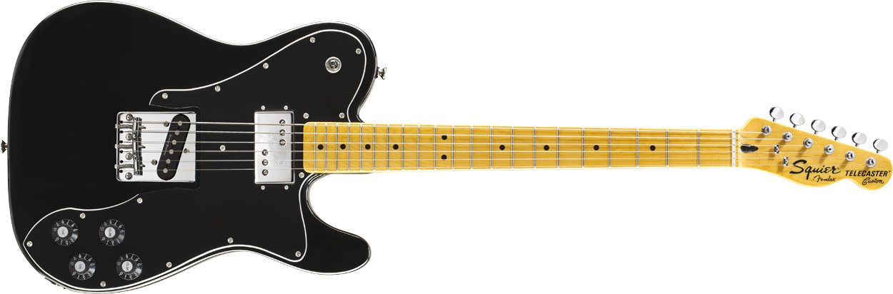 SQUIER VINTAGE MODIFY TELE CUSTOM