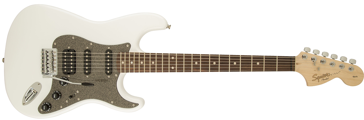 SQUIER Affinity Series Stratocaster HSS Rosewood Fingerboard