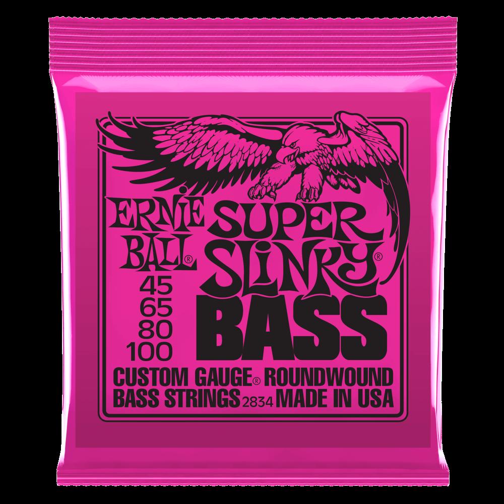 Ernie Ball SUPER SLINKY 045/100