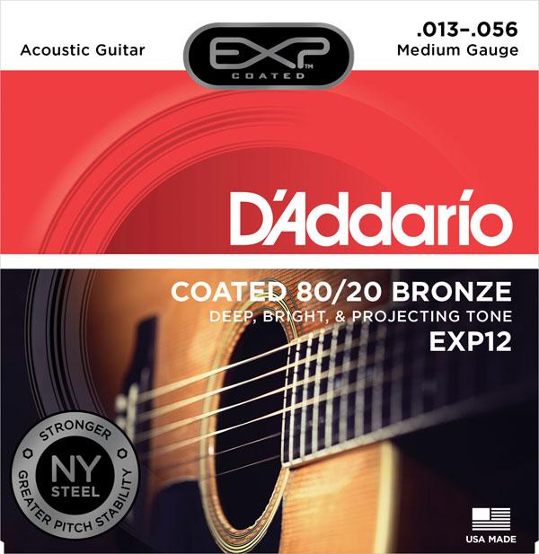 D'Addario EXP12