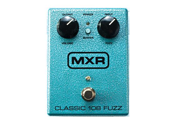 Jim Dunlop MXR Classic 108 Fuzz M173