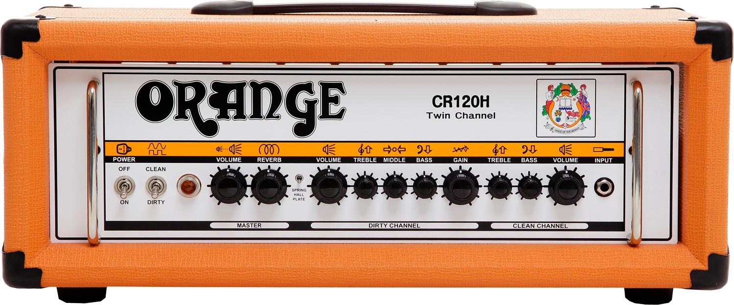 Orange CR120H Head Amp