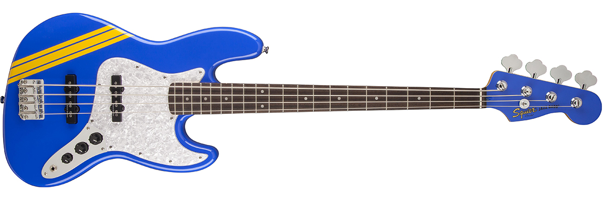 Squier Tomomi Scandal Signature Jazz Bass