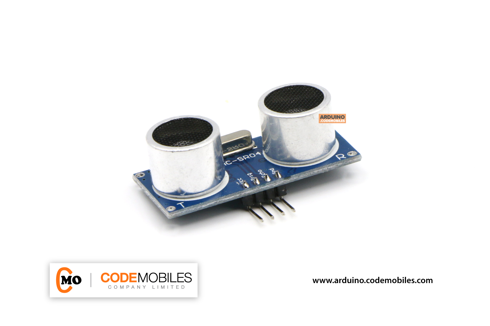 Ultrasonic Distance Sensor (HC-SR04)