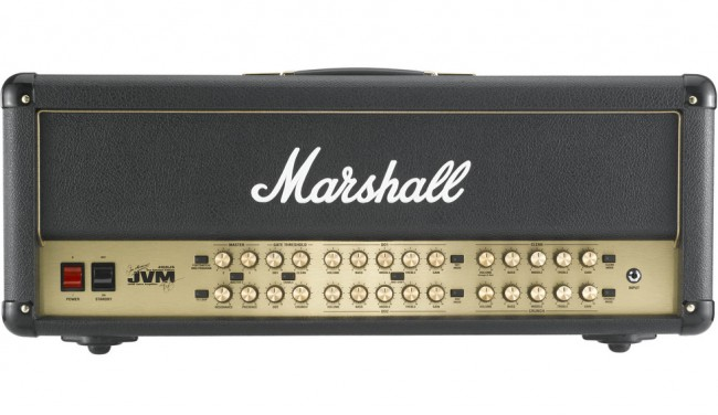 Marshall JVM410HJS Joe Satriani Signature 100W Amp Head