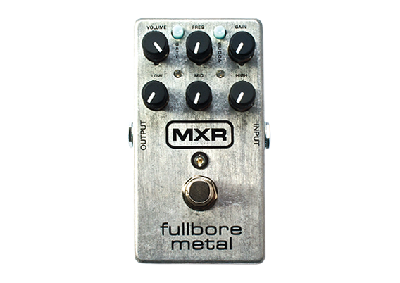 Jim Dunlop MXR M-116 Fullbore Metal Distortion