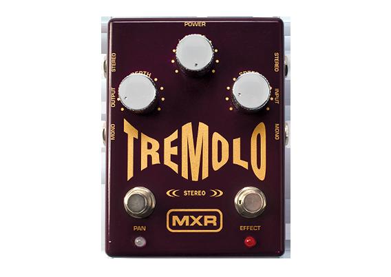 Jim Dunlop MXR Stereo Tremolo M159