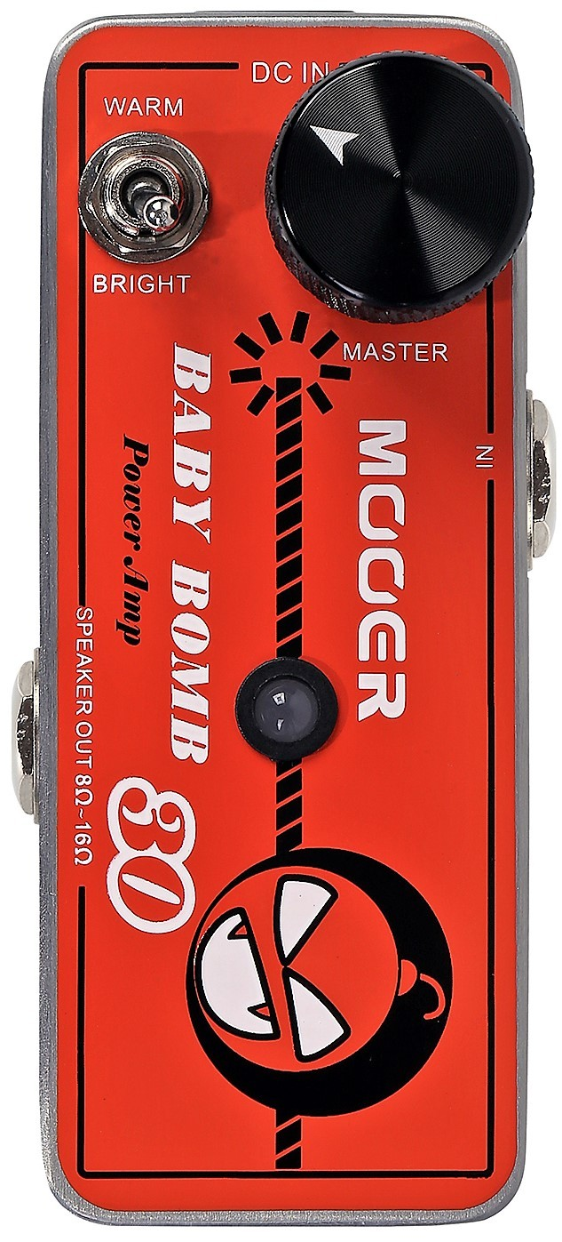 Mooer Micro Power Amp Baby Bomb 30