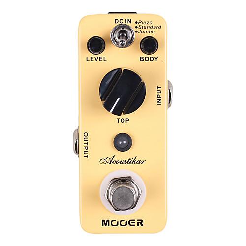 Mooer Acoustikar - Acoustic Guitar Simulator