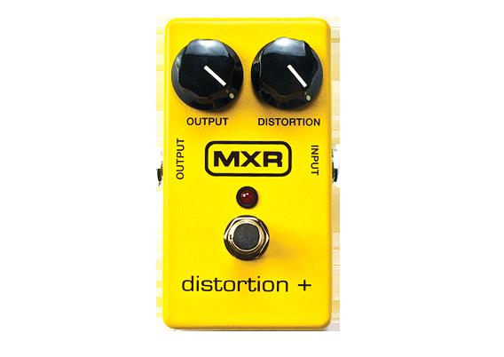 Jim Dunlop MXR Distortion+ M104