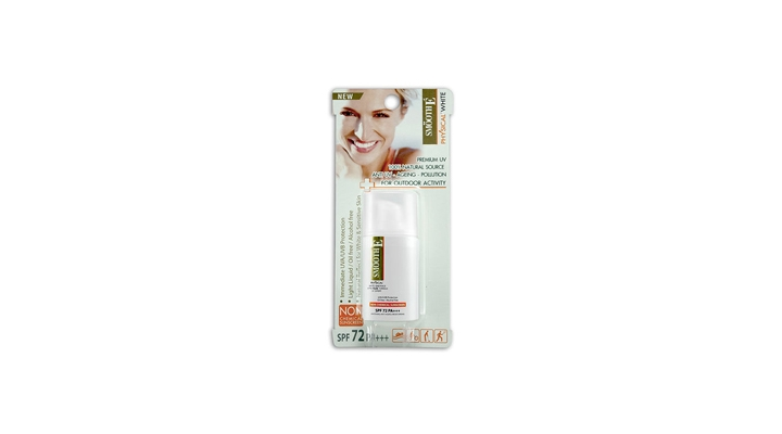 Smooth E Physical White Babyface UV Expert Extra Fluid SPF 50+ PA+++