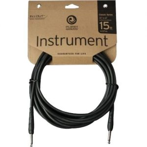 Planet Waves Classic Series Instrument Cable 15'
