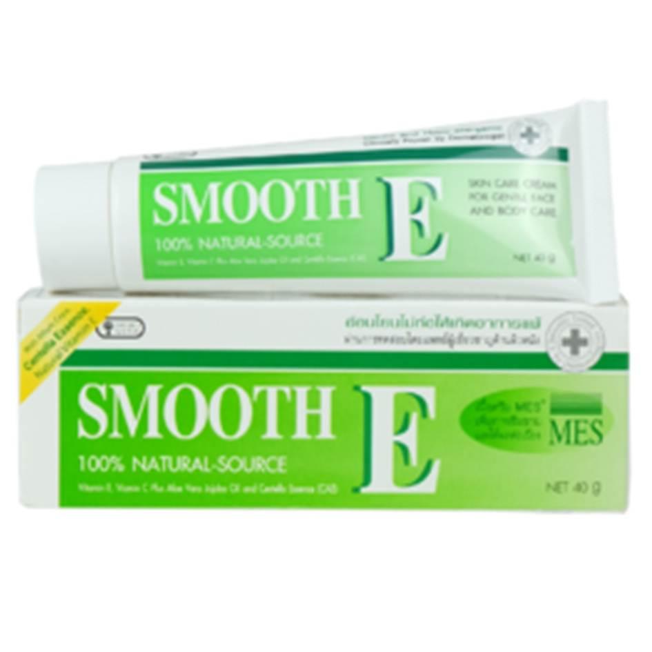 Smooth E Cream 40g สมูทอี ครีม