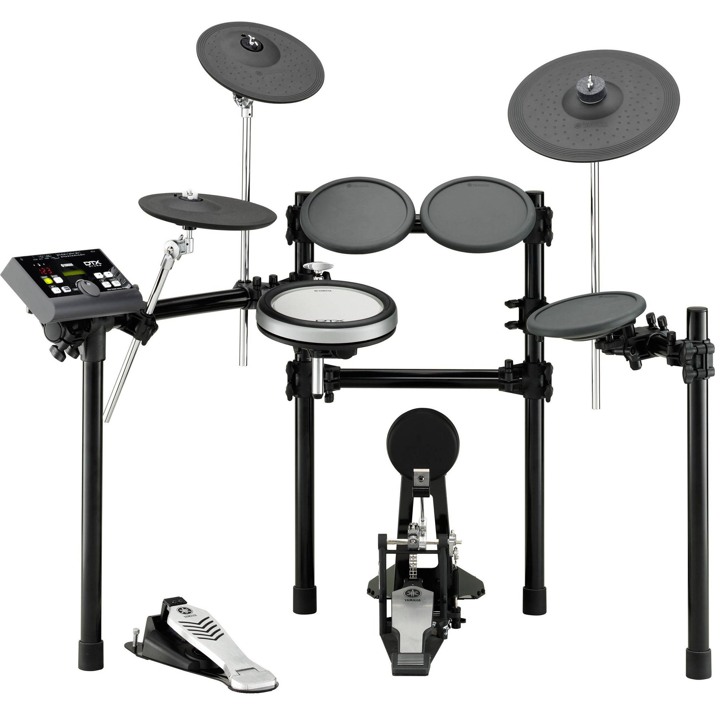 Yamaha DTX520K Electronic Drum Set