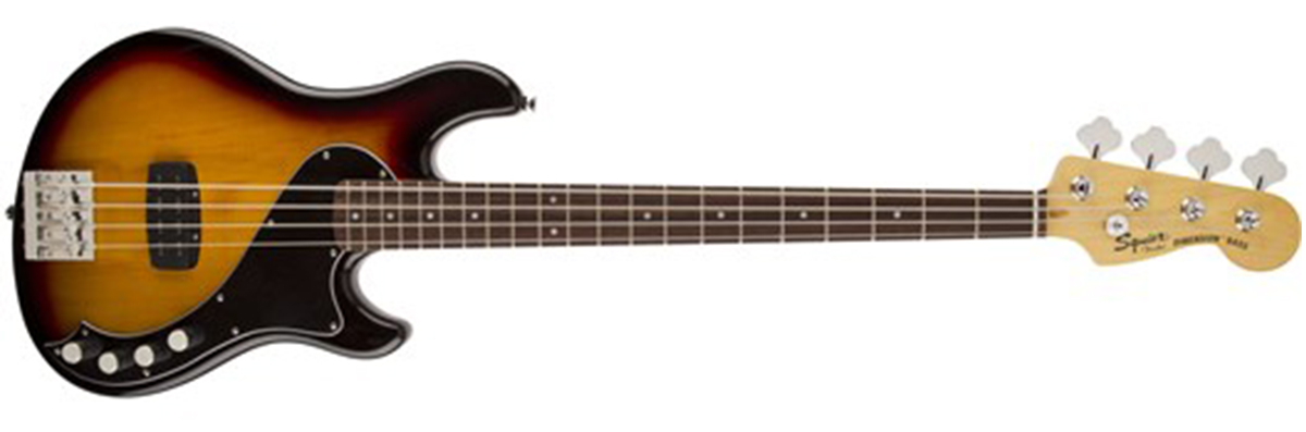 Squier Deluxe Dimension Bass IV