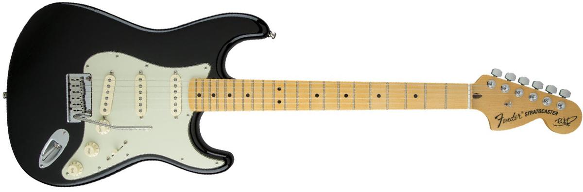 Fender The Edge Signature Strat