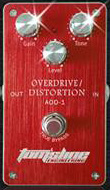 AOD-1 Overdrive/Distortion