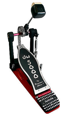 DW CP5000-TD4 Single Bass Drum Pedal with carry bag