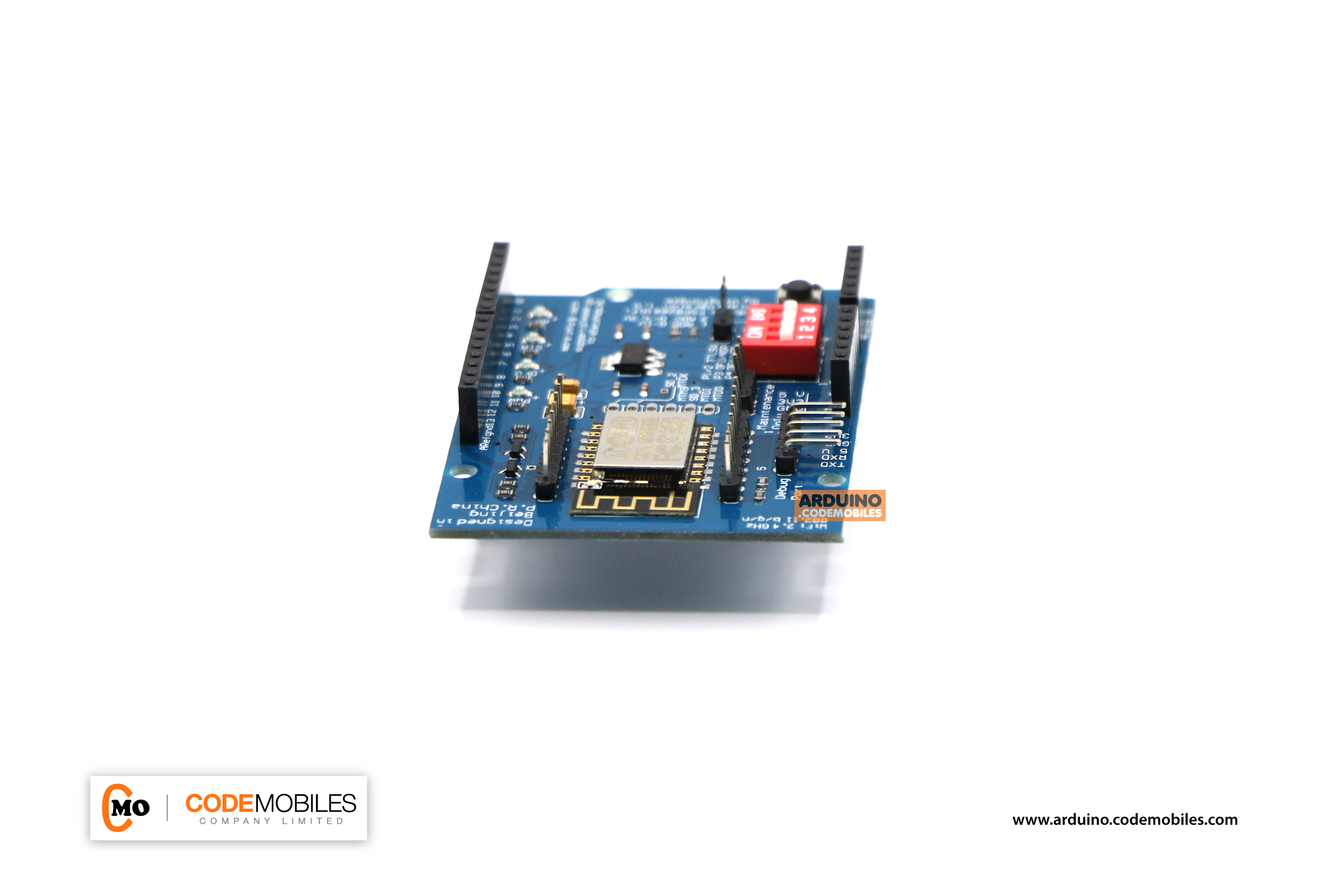 ESP8266 web Sever serial WiFi Expansion board - shield ESP-12E for arduino uno r3UNO R3