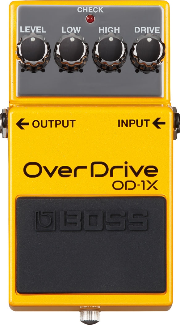 Boss OD-1X Over Drive