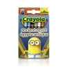 Crayola 8 Ct.Crayons: Minions Ancient Egypt (1ชุด = 2 ชิ้น)