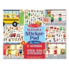 Melissa and Doug Reusable Sticker Pad – My Town สร้างเมือง