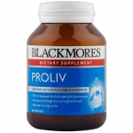 Blackmores Proliv 60 เม็ด ผลิตภัณฑ์เสริมอาหารล้างสารพิษ บำรุงตับ