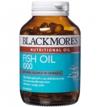 Blackmores Fish Oil 1000 mg 80 เม็ด
